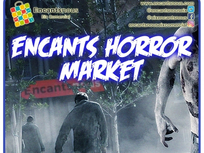 Encants Horror Market