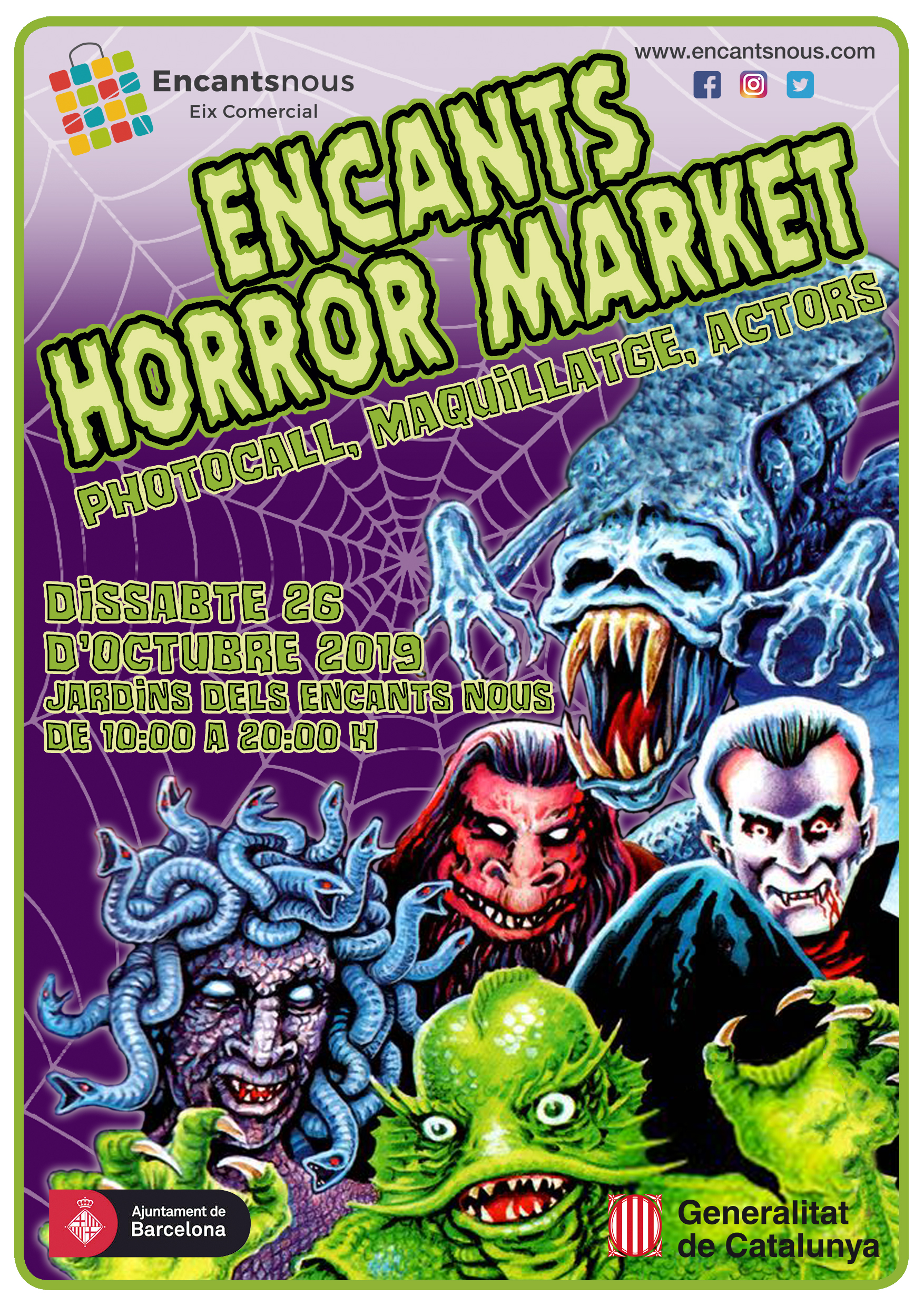 Encants Horror Market 2019