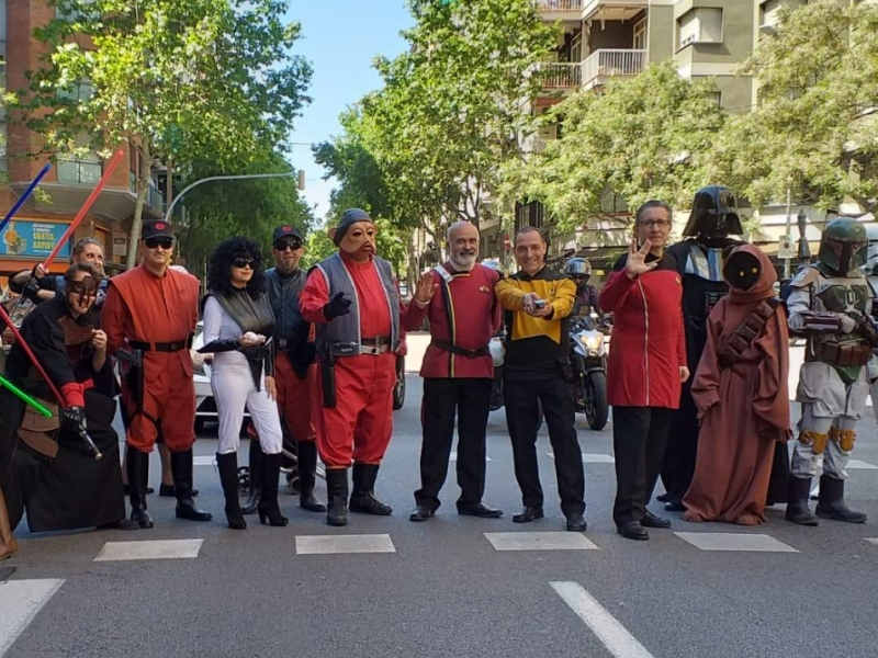 Resúmen de la Feria May the Encantsnous be with you (3)