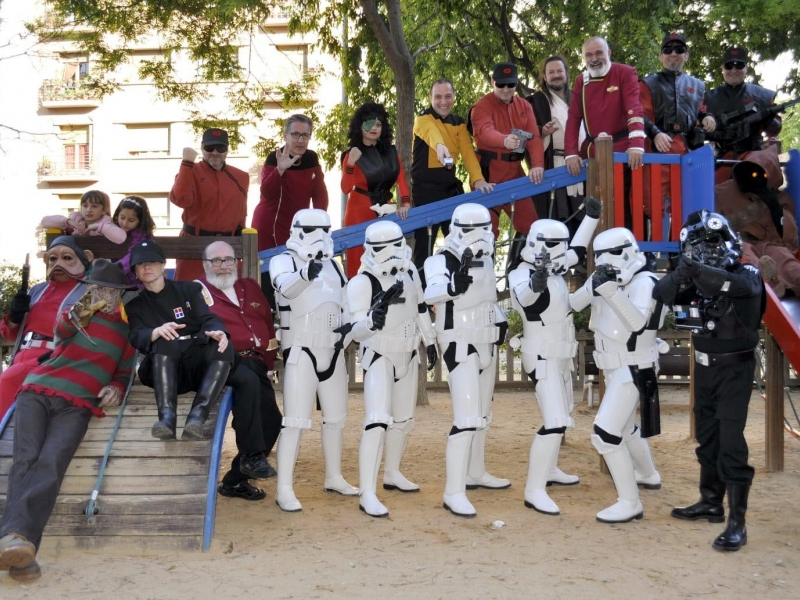 Resúmen de la Feria May the Encantsnous be with you (4)