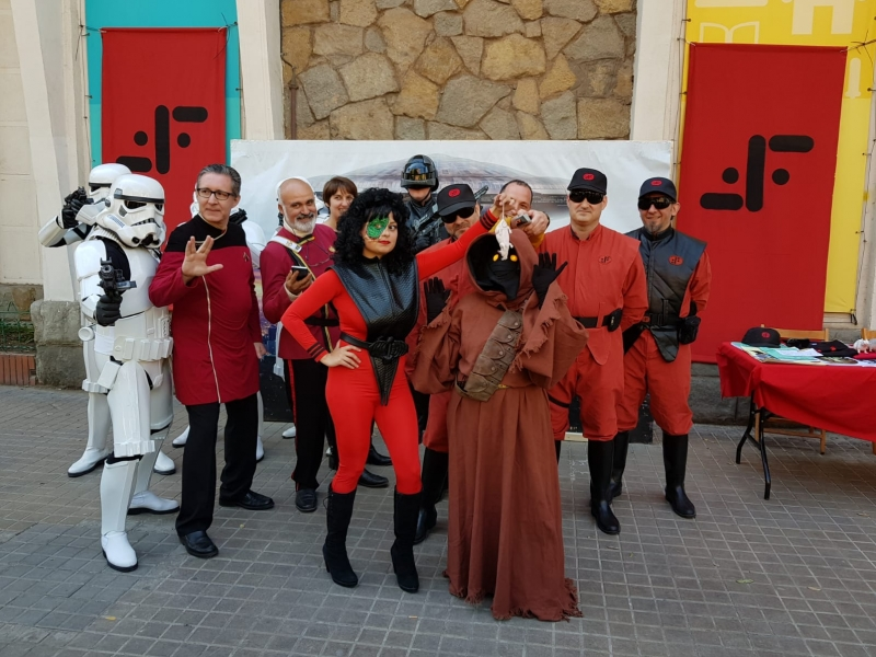 Resúmen de la Feria May the Encantsnous be with you (5)