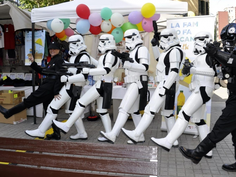 Resúmen de la Feria May the Encantsnous be with you (8)