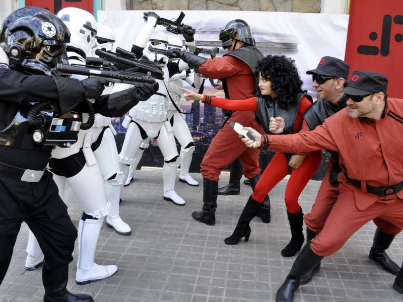 Resúmen de la Feria May the Encantsnous be with you (10)