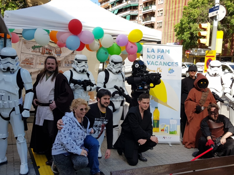 Resúmen de la Feria May the Encantsnous be with you (13)