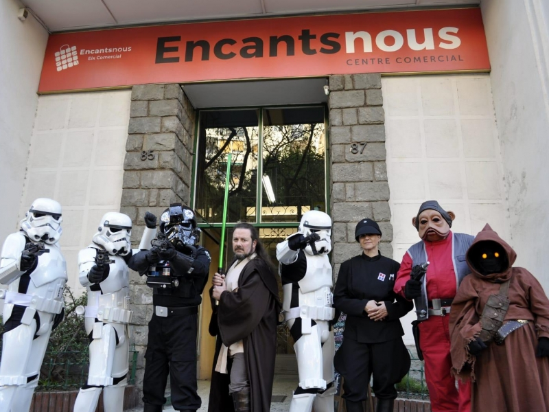 Resúm de la Fira May the encantsnous be with you (14)