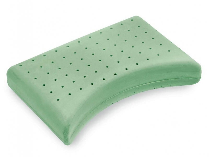Coixí Cervical Viscosoja Anatómica Bow Pillow (2)
