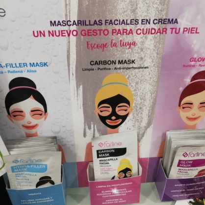Mascaretes facials